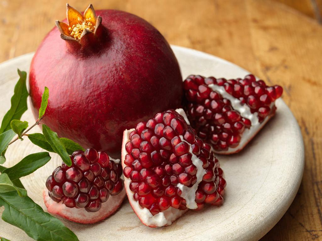 pomegranate in ayurveda