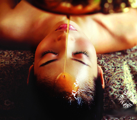 head face neck massage